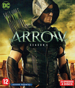 Arrow - saison 4