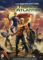 La Ligue des justiciers - Le Trône de l'Atlantide