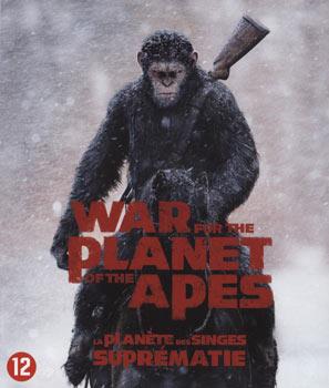 La planète des singes: Suprématie