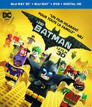 Lego Batman, Le Film