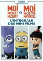 Moi Moche et Méchant & Moi Moche et Méchant 2 - L'intégrale des mini-films