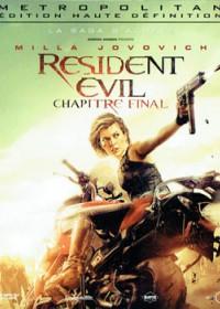 Resident Evil - Chapitre Final